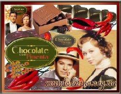 Шоколад с перцем - Chocolate com Pimenta Смотреть онлайн