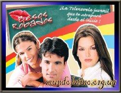 Украденные поцелуи - Besos Robados Смотреть онлайн