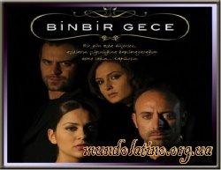 Тысяча и одна ночь - BinBir Gece Смотреть онлайн