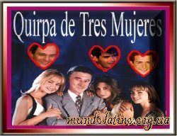 Судьба трех женщин - Quirpa de Tres Mujeres  Смотреть онлайн
