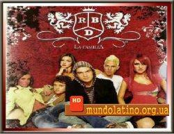 Семья RBD - RBD La Familia Смотреть Онлайн
