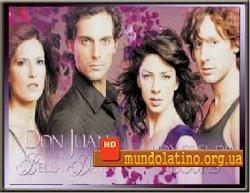 Дон Хуан и его прекрасная дама - Don Juan y su bella dama Смотреть онлайн