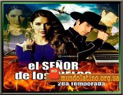 Повелитель небес - El Senor de los Cielos cмотреть онлайн
