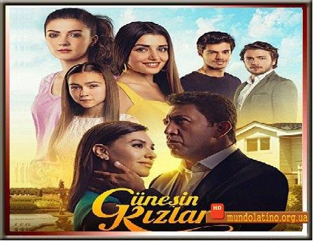 турецкий сериал дочери гюнеш на русском все серии