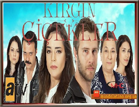 Обиженные цветы турецкий сериал 47 серия на русском языке озвучка