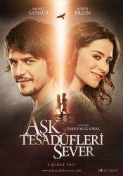 Любовь любит случайности - Ask Tesadüfleri Sever смотреть онлайн